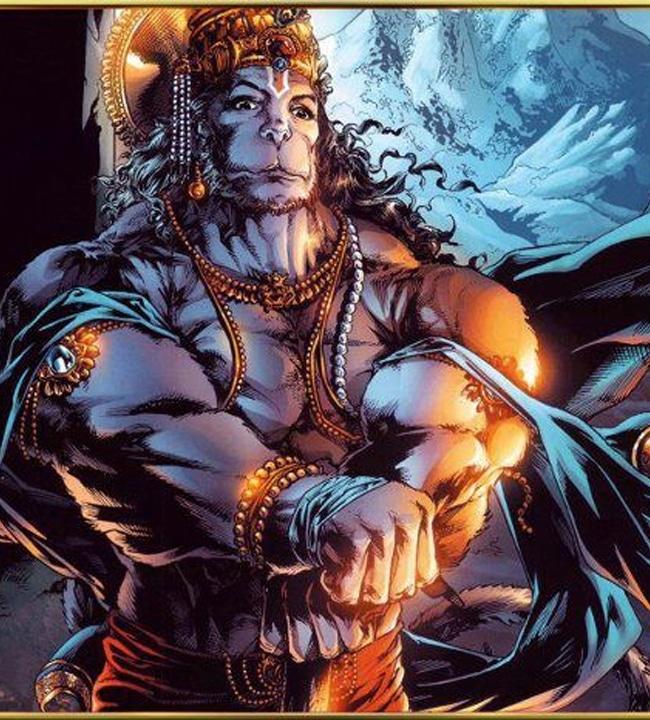 Hanuman Anjana Stotra - Hindu FAQs