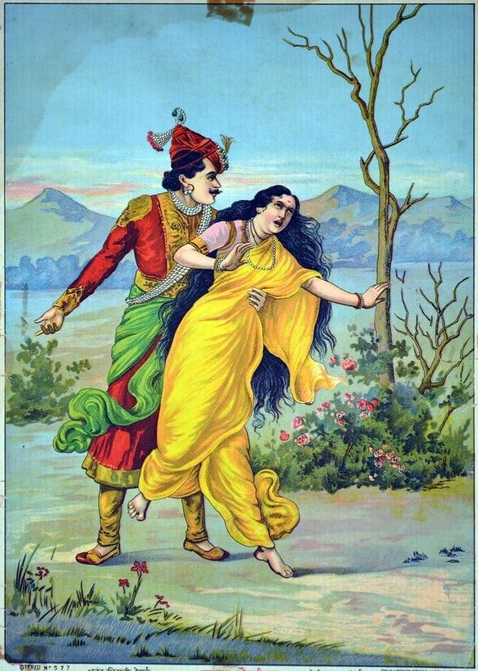 जयद्रथ की पूरी कहानी (जयद्रथ) सिंधु कुंगडोम का राजा